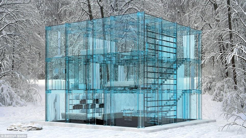 Santambrogio Milano: Glass House
