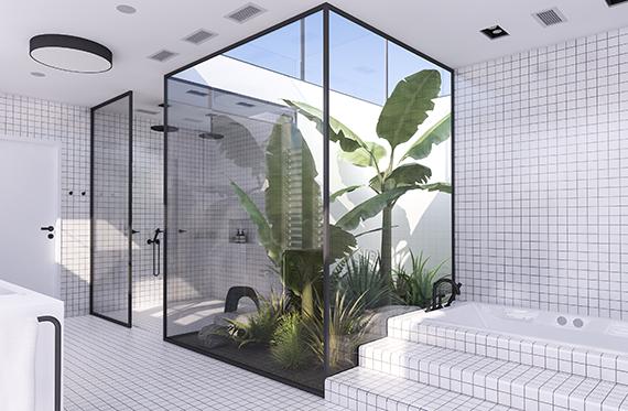 The Black Framed Shower Enclosure Inspiration You Need